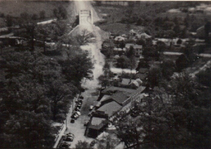 Original Reed Brothers facility at the intersection of Veirs Mill Road and Rockville Pike