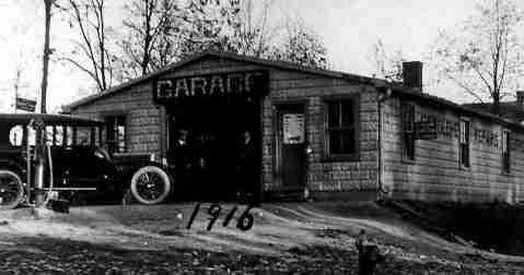 1916 Rockville Garage