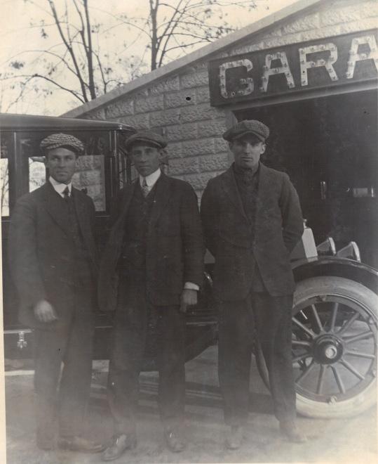 1916 Original Owners of Rockville Garage