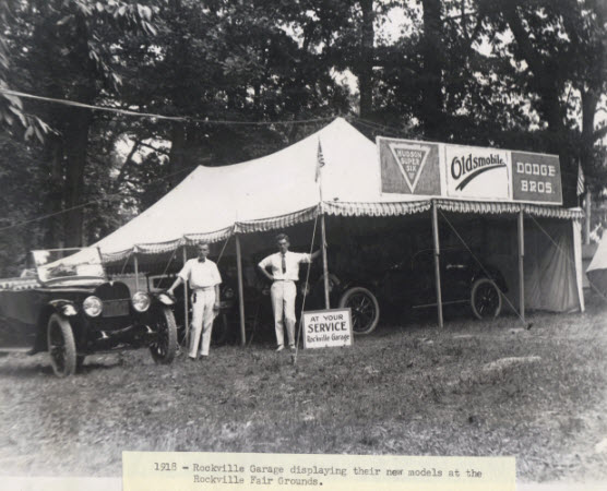 1918 Rocvkille Fair Grounds