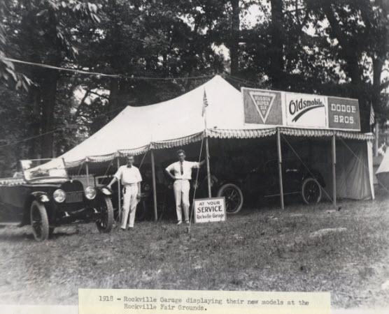 1918 Rocvkille Fair Grounds