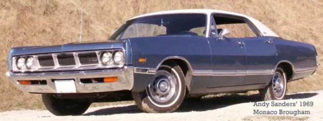 1969 Dodge Monaco Brougham