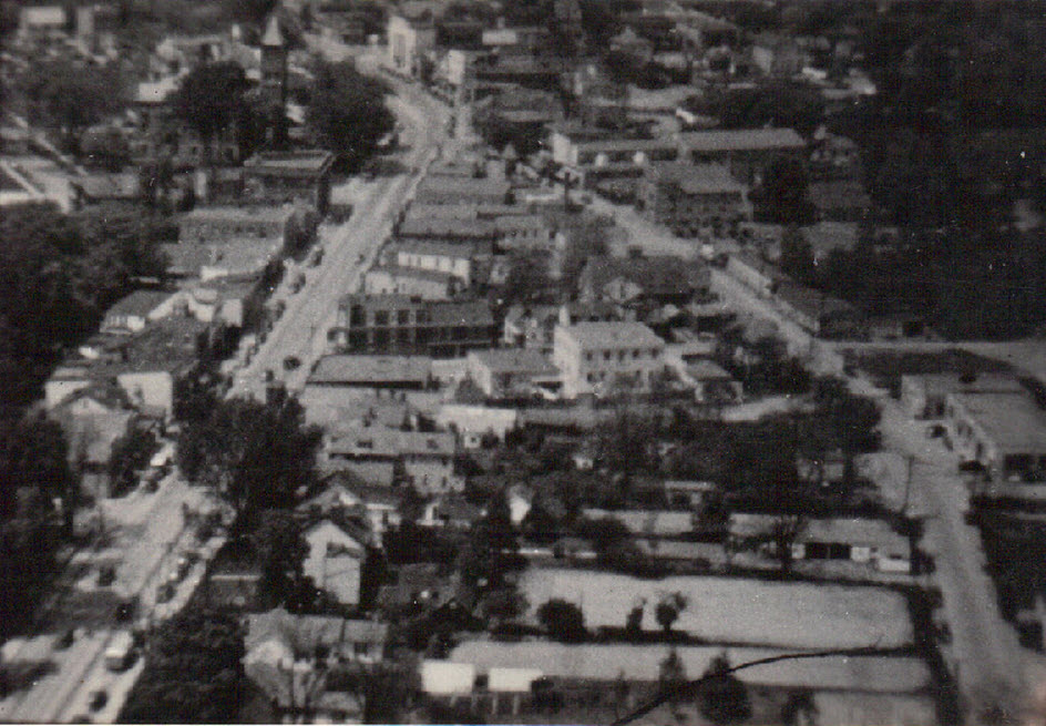 Aerial Views | Reed Brothers Dodge History 1915 – 2012