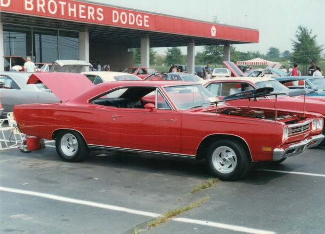 Mopar Car Show