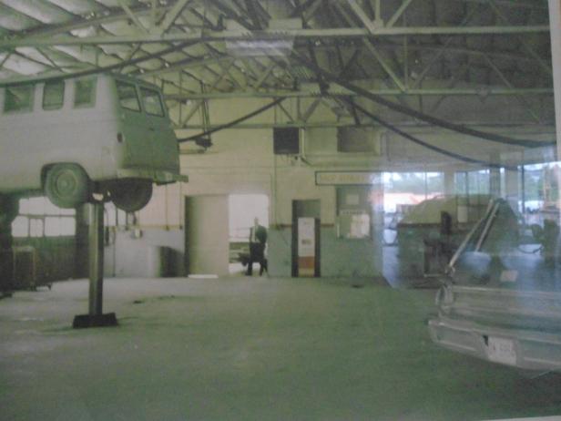 1960 Dodge Service Department