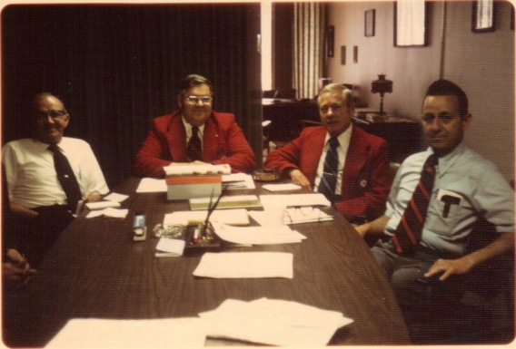 1970s Dodge Sales Meeting