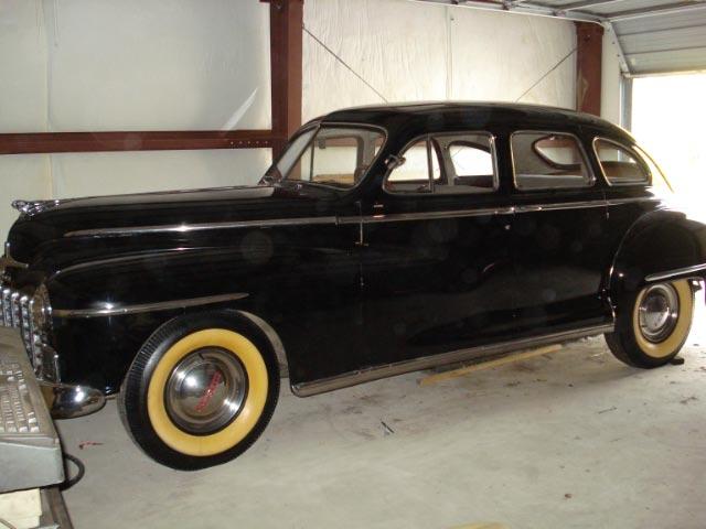 1946 dodge deluxe reed brothers dodge history 1915 2012 for 1941 dodge 4 door sedan