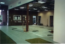 Showroom Renovation