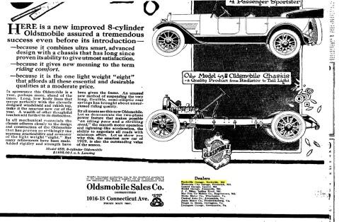 Washington Post 1919