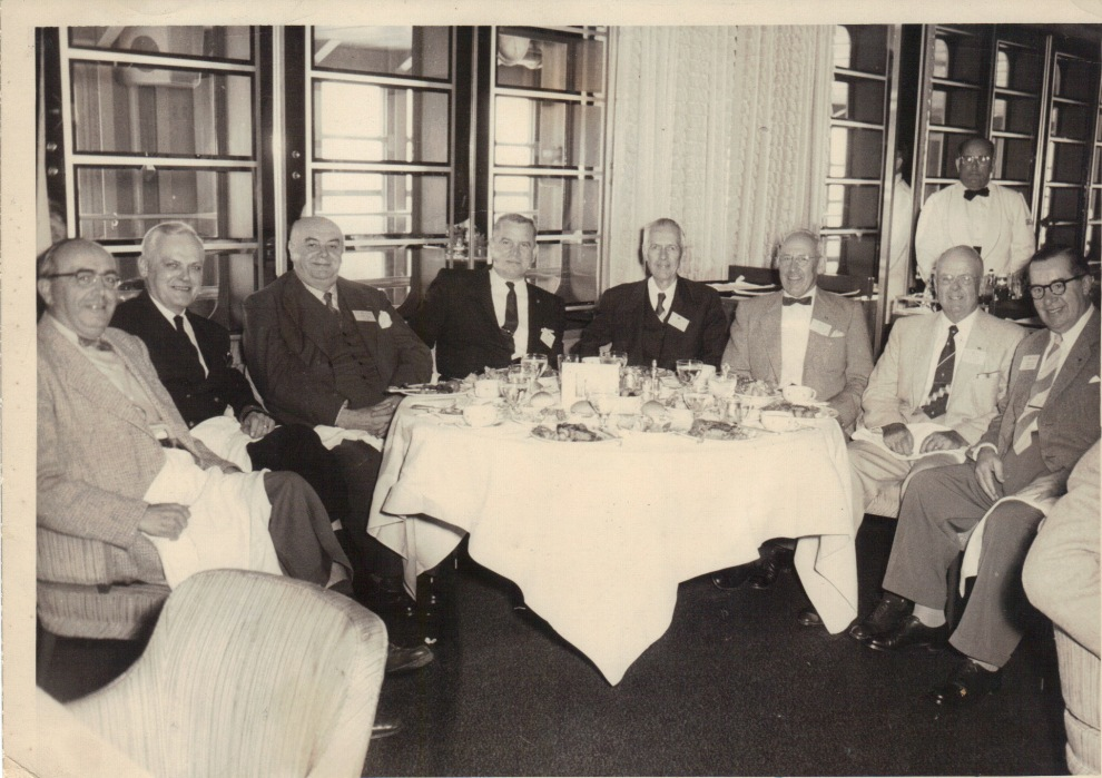 Rotary Luncheon June 1955