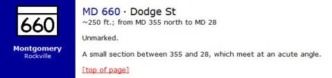 MD 600 Dodge Street Rockville MD