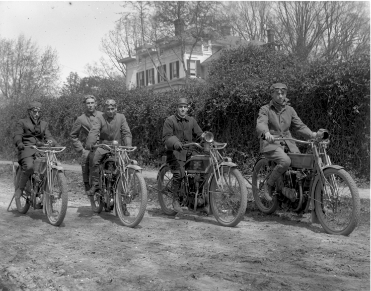 1912 Harley Davidson Motorcycle Club