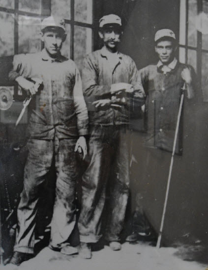 first work force
