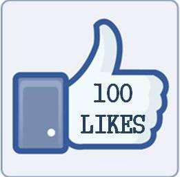 100 Facebook LIKES