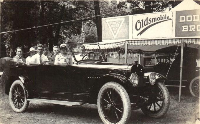 1918 Hudson Super Six