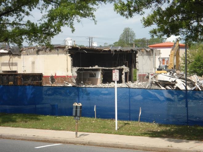 d Brothers Dodge Demolition