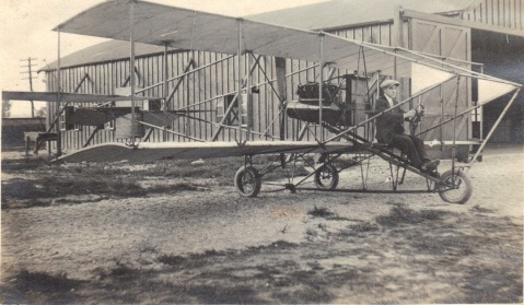 Wright Bros Curtiss Model D