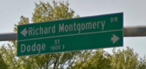Dodge Street in Rockville MD