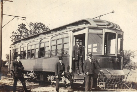 Georgetown Trolley Car