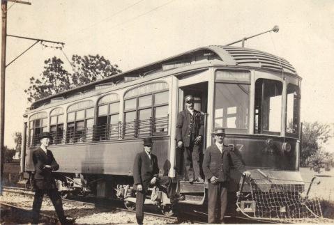 Georgetown Trolley Car