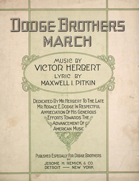 Dodge Brothers March