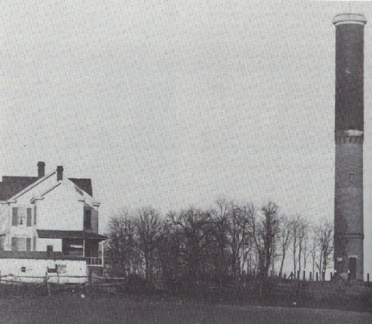 Rockville MD Water Tower 1899