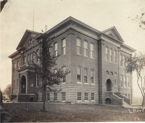 Richard Montgomery High School 1911