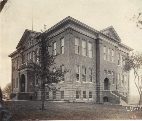 Richard Montgomery High School 1911