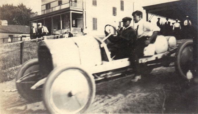 1920s race car