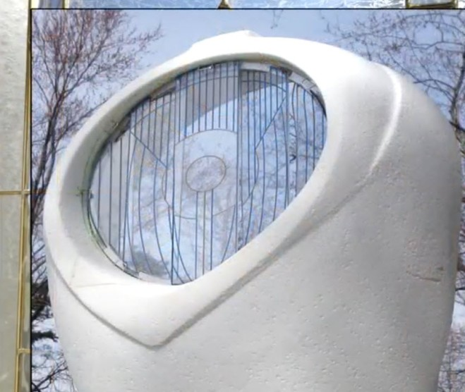 Light Dodger Steel & Glass