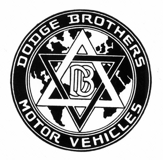 history of dodge logos reed brothers dodge history 1915 2012 Dodge Step Van 1953 dodge brothers logo