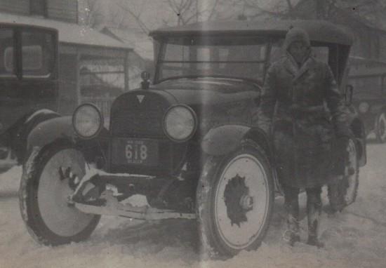 MD Dealer Plates 1920 HUDSON SUPER 6 TOURING