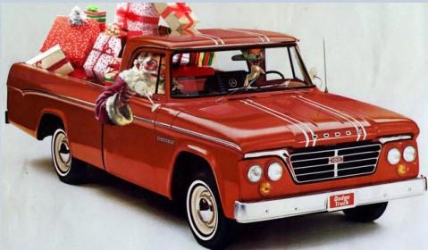 Santa's Dodge