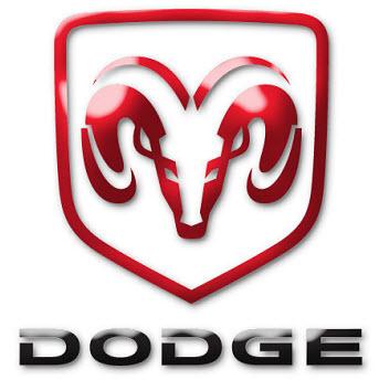 Dodge Ram logo, used 1993–2010