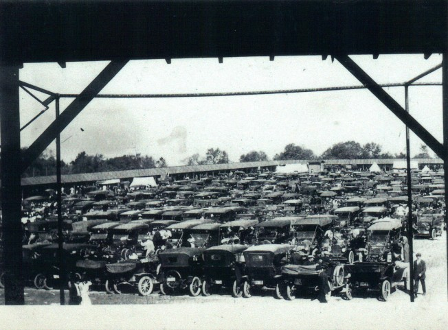 1914 Frederick Fair Parking Lot