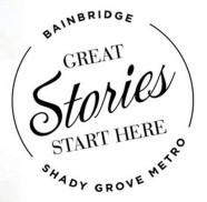 Great Stories Start Here