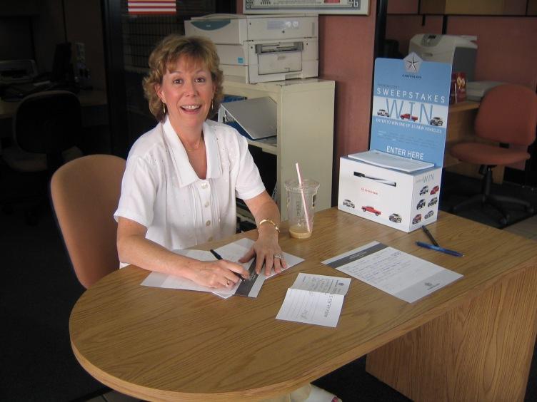 Bonnie Gartner Warfield