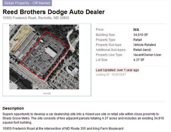 Silverwood/Bainbridge Buys Reed Brothers Property