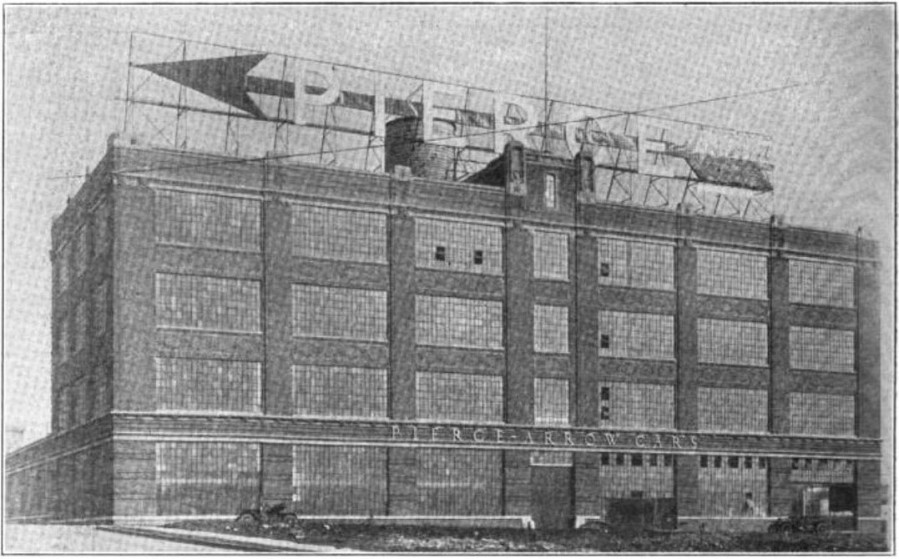 Pierce Arrow Factory