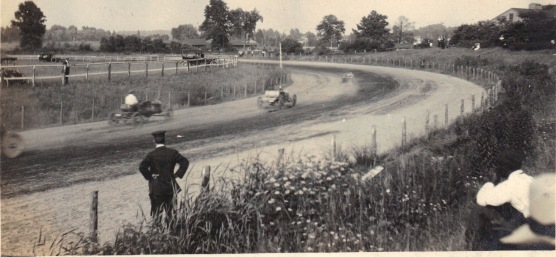 1920s car race Rockville Fair