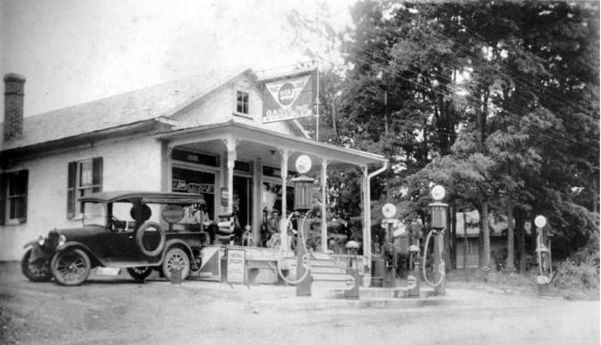 Offutt's General Store 1919