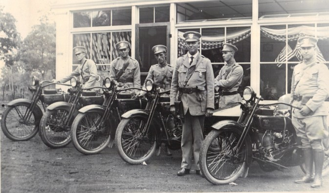 Montgomery County Police 1922