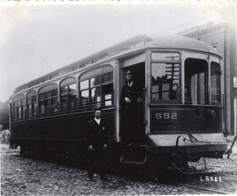Rockville Trolley Car