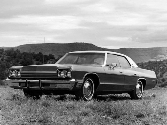 1974 Dodge Monaco Brougham