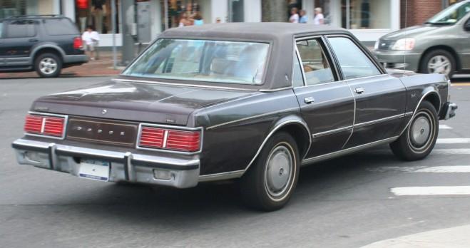 1977 Dodge Diplomat