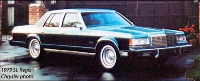 1979 Dodge St Regis