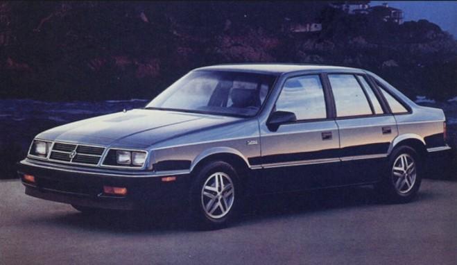 1985 Dodge Lancer