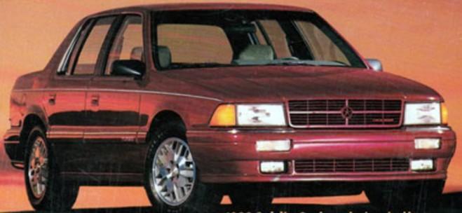 1989 Dodge Spirit