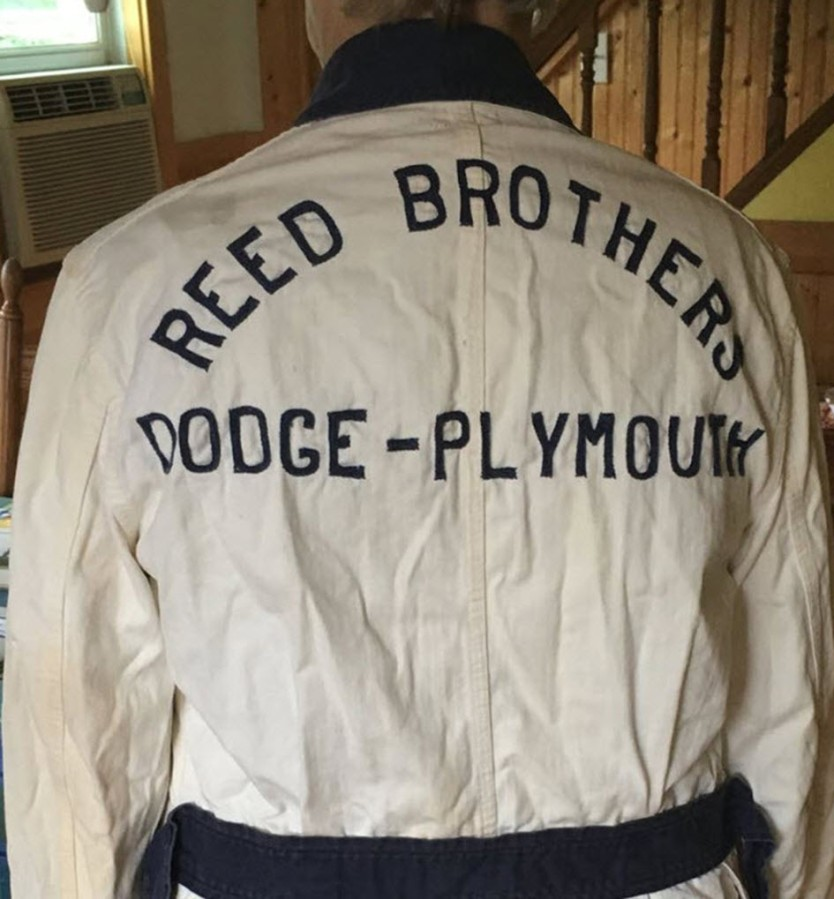 Reed Brothers Dodge-Plymouth Shop Coat