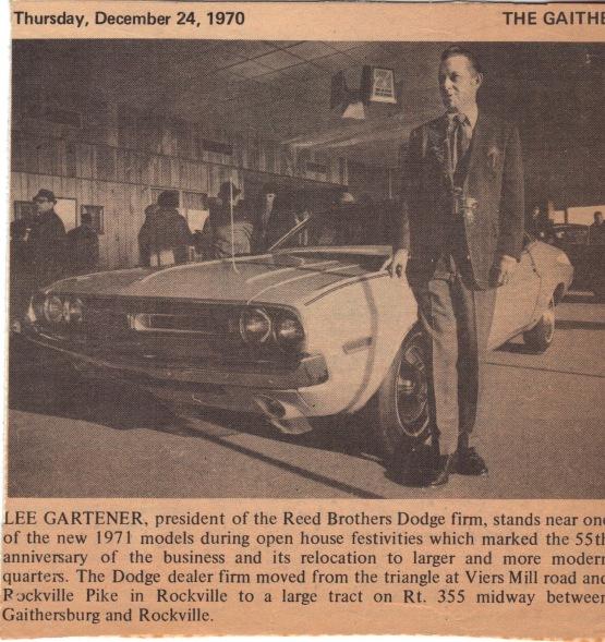 1970 Grand Opening